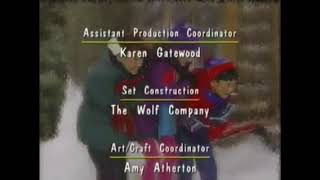 End Credits (Once Upon a Time (home video)'s version)