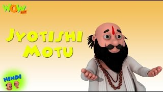 Jyotishi Motu - Motu Patlu in Hindi - 3D Animation Cartoon for Kids -As seen on Nickelodeon