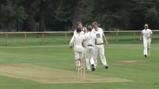 CRICKET HIGHLIGHTS: Three Bridges CC 1st XI vs Chichester Priory Park CC 1st XI (AWAY)