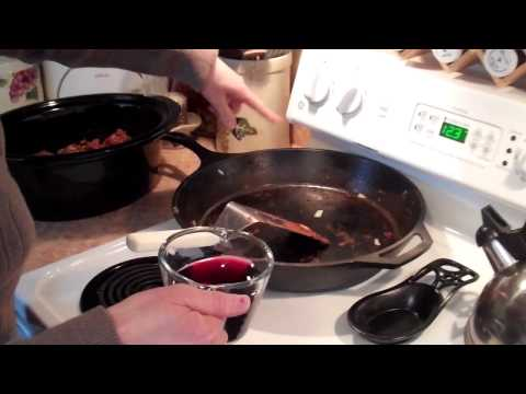How To Prepare Home Made Beef Stew