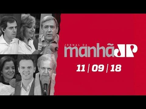 Jornal da Manhã - 11/09/18