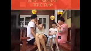 KISSING PRANK by Teen... Japanese/Chinese