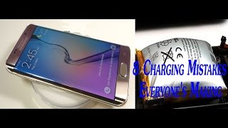 8 CHARGING MISTAKES KILLING YOUR Battery
