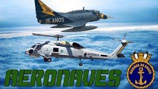 Aeronaves da Marinha do Brasil - Tudo Sobre