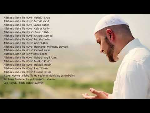 Şahmaran duası