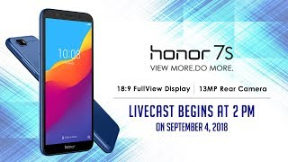 Honor 7S comes to India