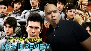 Terra Formars - Movie Review