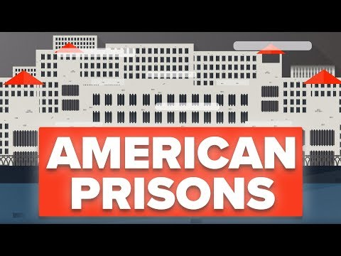 Shocking Facts About The US Prison System - Animated Infographic