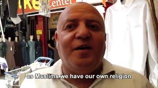 Palestinians: Who is Jesus for you?