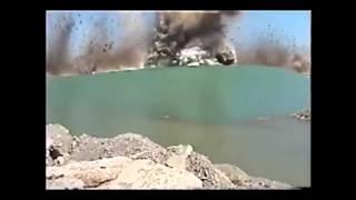 Huge Explosion Destroys Entire Lake