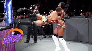 Cedric Alexander vs. Lio Rush: WWE 205 Live, Nov. 14, 2018
