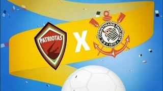 Chamada Globo/SP: Patriotas (COL) X Corinthians (BRA) (Sul-Americana 17)