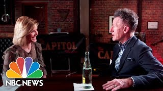 No Slowing Down For Country Music Legend Lyle Lovett | NBC News