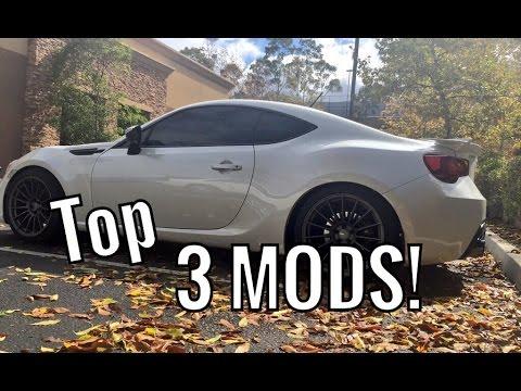 Top 3 Best First Mods!