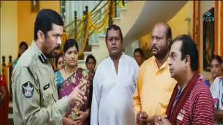 Brahmanadam & Posani Krishna Murali Comedy Scenes - Malligadu Marriage Bureau Movie