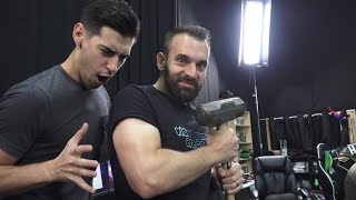 Click for Sweet Biceps - AHWU for September 3rd, 2018 (#437)