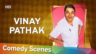 Vinay Pathak Comedy - Hit Comedy Scenes - विनय पाठक हिट्स कॉमेडी सीन्स - Shemaroo Bollywood Comedy