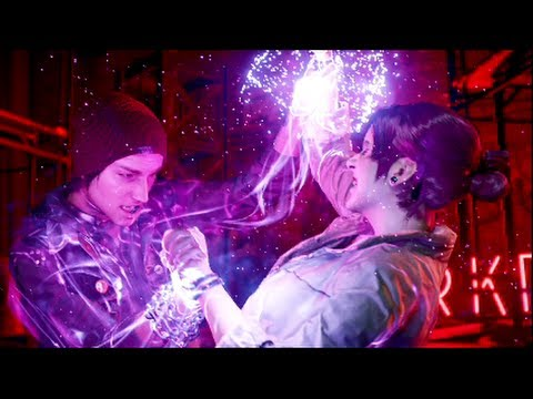 NEON SEX O_O: inFAMOUS [Second Son] #04