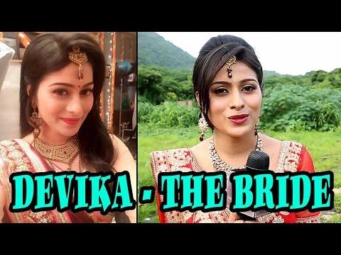 Aparna Dixit speaks about Devika's different looks