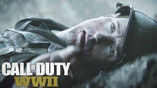 Call of Duty WW2 All Cutscenes Movie (Game Movie)