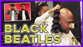 Rae Sremmurd - Black Beatles #BlackBeatles with Heaven King