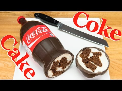 Coca Cola Bottle Cake Coke Bottle Cake from Cookies Cupcakes and Cardio