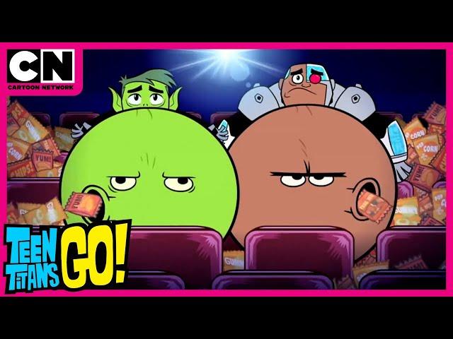 Teen Titans Go! | Smile Bones | Cartoon Network