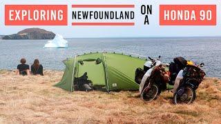 EP7: Riding Newfoundland (Alaska to Argentina trip)