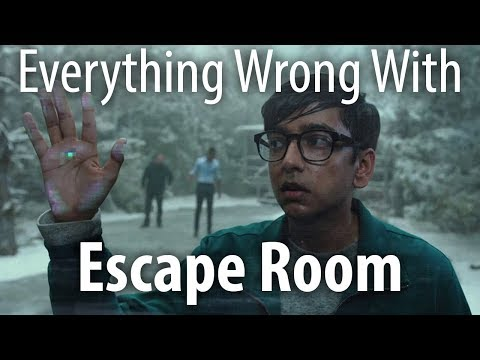 Xxx Mp4 Everything Wrong With Escape Room In 17 Minutes Or Less 3gp Sex