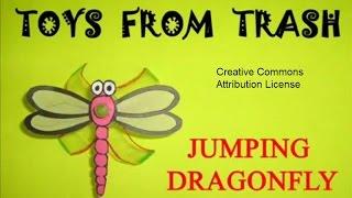 JUMPING DRAGONFLY - HINDI  - 29MB