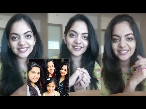 My sisters give me tough competition - Ahaana KrishnaKumar Interview - Njandukalude Naatil Oridavela