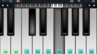 Sorry Dipannita piano tune of Shefat