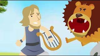 ♫ Davi e o gigante - Turminha do Rei - Yasmin Verissimo II