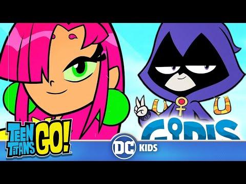 Xxx Mp4 Teen Titans Go Girl Power DC Kids 3gp Sex