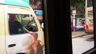 [2018-2-24] 九巴(KMB) Alexander Dennis Enviro500 mmc facelift車身 12m ATENU1325 VG5372@68X 到達美孚站