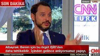 "Berat Albayrak: ""FETÖ, IŞİD"