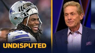 Cowboys extending Jaylon Smith will lead to Zeke and Dak getting signed — Skip   NFL   UNDISPUTED
