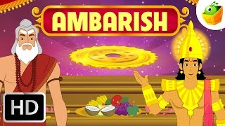 Ambarish | Indian Mythological Stories | English Stories for Kids and Childrens