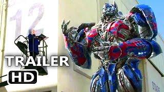 TRANSFORMERS 5 Sweet Optimus VS Grandma Funny Trailer (2017) Action Blockbuster Movie HD
