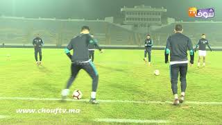 هكذا خاض الإسماعيلي المصري آخر حصة تدريبية قبل مواجهة الرجاء الرياضي