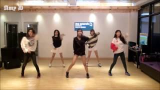 Crayon Pop 'Doo Doom Chit' Mirrored Dance Practice