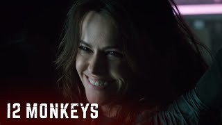 12 Monkeys - Jennifer Goines: Crazy Good | SYFY