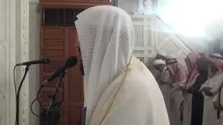 تلاوة تفسيرية تفوق الوصف للشيخ أحمد بن علي الحذيفي من عشائيات قباء