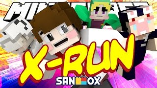 초스피드 엑스런!! 클라스는 죽지 않는다 [X-Run 초스피드 파쿠르: 마인크래프트] Minecraft - 'X-Run' Parkour - [도티]