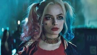 Suicide Squad Extended Cut - Deleted Scenes 1 - 8 [HD]