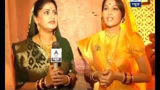 Rana ji saves Gayatri from goons