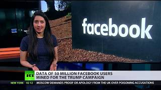 Largest leak in Facebook history: Data of 50 mn users mined for Trump campaign