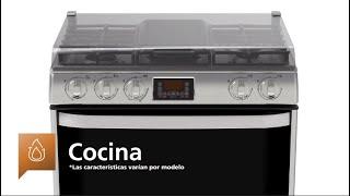 mabe Cocina: Nuevas soluciones de cocinas