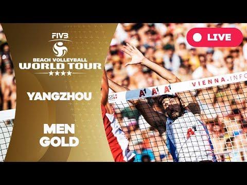 Xxx Mp4 Yangzhou 4 Star 2018 FIVB Beach Volleyball World Tour Men Gold Medal Match 3gp Sex