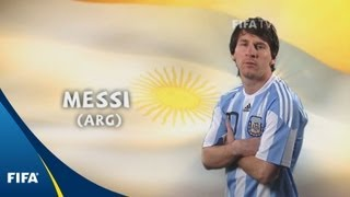 Lionel Messi - 2010 FIFA World Cup